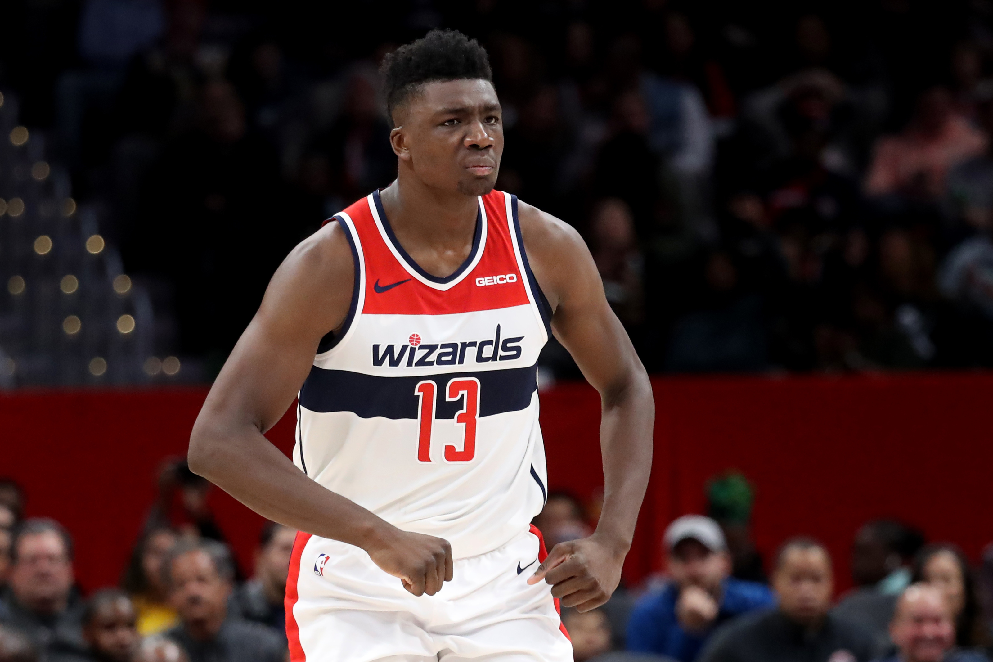 Indiana Basketball Thomas Bryant Out Again For The Wizards