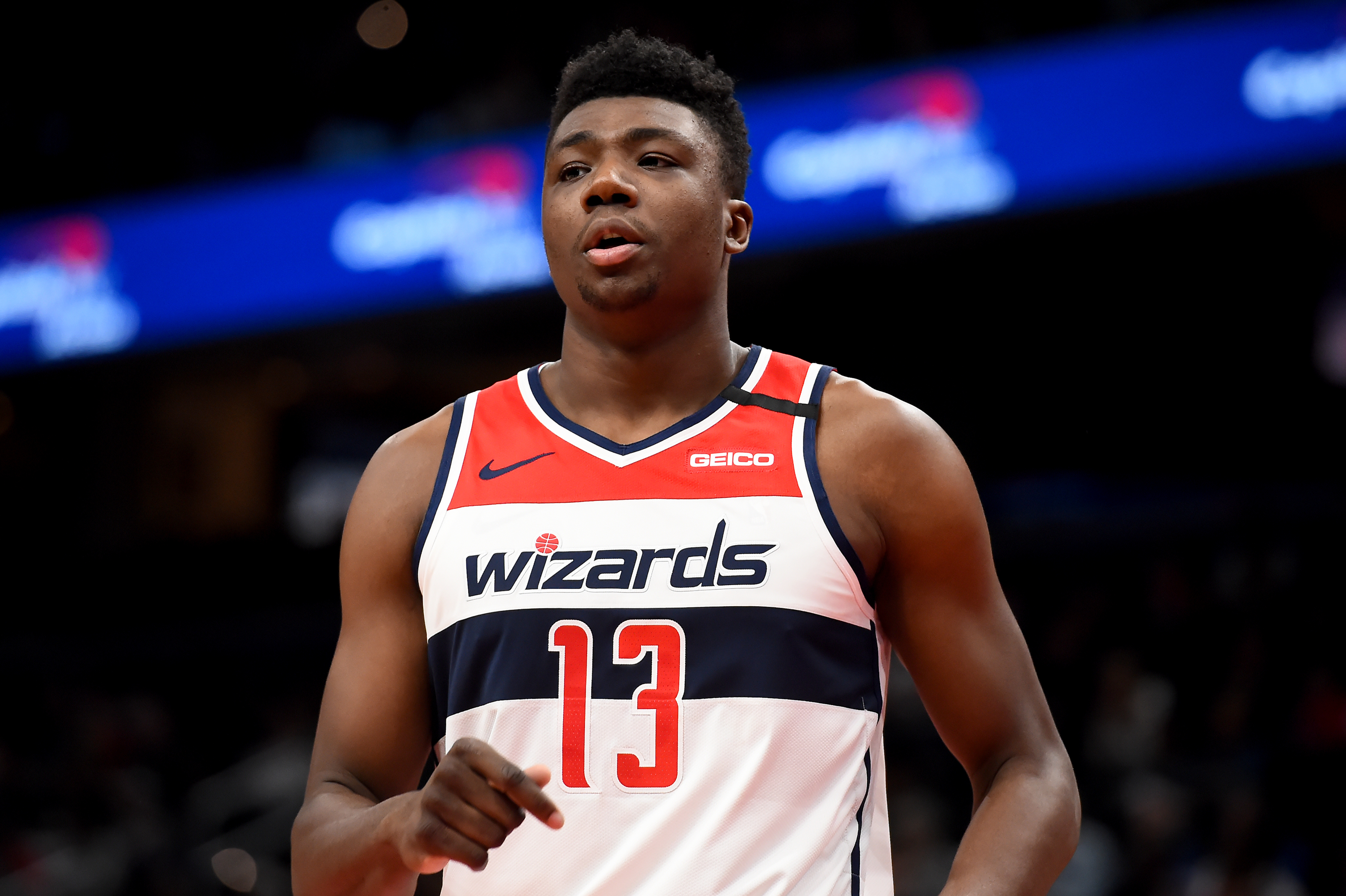 Indiana Basketball Reviewing Old Scouting Reports For Thomas Bryant
